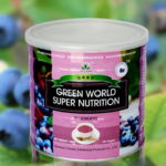 Khasiat Super Nutrition Green World