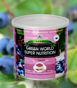 Super Nutrition Green World