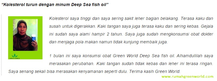 testimoni deep sea fish oil softgel